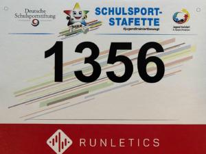 Jugend trainiert für Olympia Startnummer - Albrecht Haushofer Schule